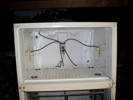 Инкубатор из холодильника с автоповоротом