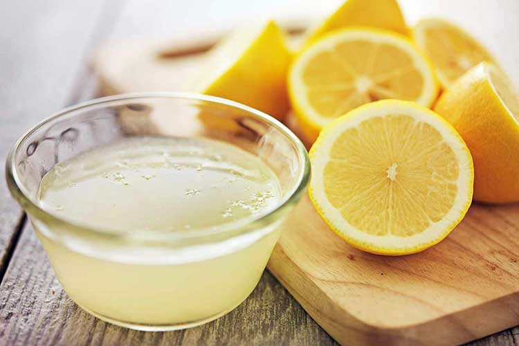 Сок лимонов применяют применяют при лечении болезней
