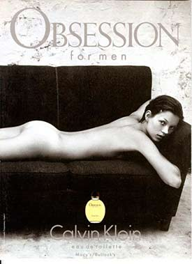 Реклама Obsession