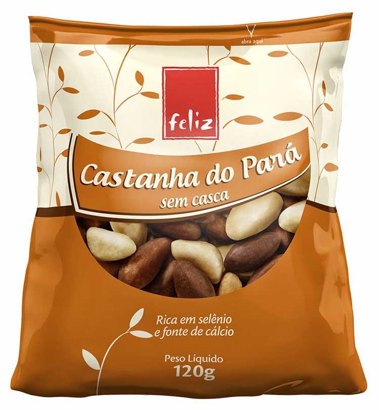 Упаковка бразильских орехов