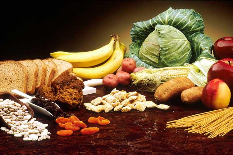 Клетчатка — пищевые волокна. Польза и противопоказания.
