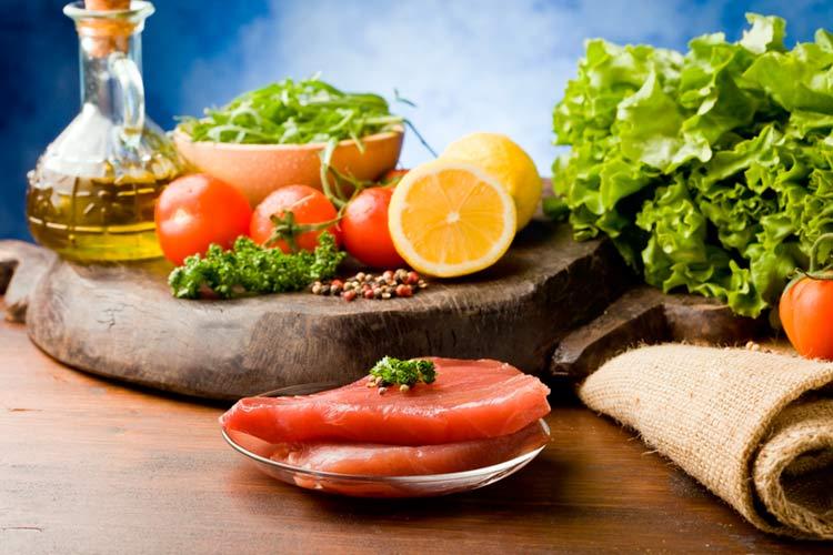 диета правильное питание для похудения аир